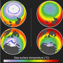 The Ordovician climatic instability (Pohl et al., 2014)